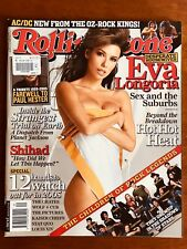 ROLLING STONE AUSTRALIA JUNE 2005 DESPERATE HOUSEWIVES EVA LONGORIA AC/DC!