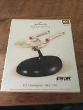 Hallmark Ornament Star Trek U.S.S. Enterprise Ncc-1701 2006 Uss Magic Sound