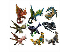 Figure Builder Monster Hunter The Best #4/5/6 1 Box 9pcs by Capcom nintendo wii