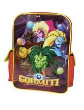Rare Gormiti Lord Of Nature Children's Backpack School Bag Travel Luggage