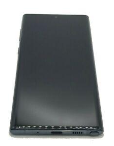 Samsung Galaxy Note10 SM-N970U - 256GB - Aura Black (Unlocked) (Single SIM)