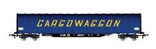 More details for rivarossi hr6497 ho gauge br cargowaggon tarpaulin wagon iv
