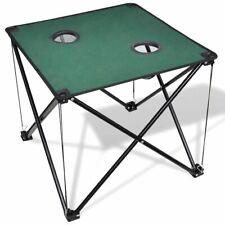 Campingtafel inklapbaar (groen) klaptafel kampeertafel camping kampeer tafel