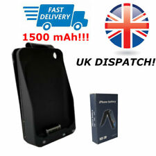 NEW 1500mAh Power Bank Fast Battery Charging Case For Use With iPhone 3G/3GS