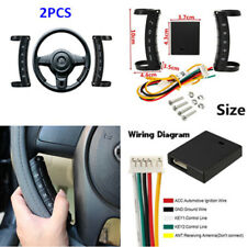 Wireless 10-Key Auto Steering Wheel Button Remote Control For Stereo DVD GPS MP3