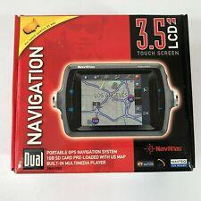 "Dual Electronics XNAV3550 Mountable Receiver NavAtlas  3.5"" GPS"