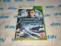 Carrier Command: Gaea Mission for Xbox 360 | Brand New Factory Sealed!