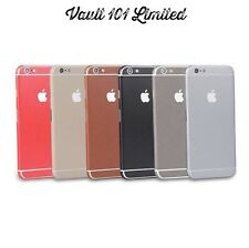 iPhone pelle ADESIVO CUSTODIA COVER SOTTILE for 5 6 6S 6 + 7 7+