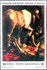 1983 S.M.O.M. SMOM Anno Santo Maestri della pittura 2 MNH