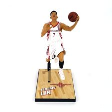 Mcfarlane Toys NBA Series 21 Houston Rockets White Jersey Jeremy Lin - Excellent