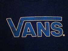 Vans Off the Wall Skateboards Skateboarding Shoes Apparel T Shirt S