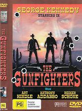 The Gunfighters-1987-George Kennedy-Movie-DVD
