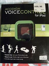 **Handy** Accenda Hands Free Voice Control for iPod - Black - Model:  VR600blk