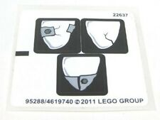 LEGO 2520 - NINJAGO - Battle Arena - STICKER SHEET