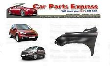 HONDA CR-V 2007-2011 FRONT WING N/S (LEFT) PAINTED PAINTED NEW ANY COLOUR