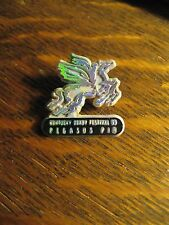 Kentucky Derby Festival 1999 Pegasus Pin Horse Racing USA Vintage Lapel Hat Pin