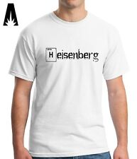 R 0016 HEISENBERG T-shirt for breaking bad and Walter White fans funny Top Tee