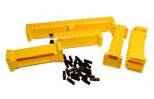 LEGO Technic Yellow Crane Section 4x12x3 LIFTARM (pack of 6) mindstorm nxt beam