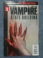 Vampire State Building #1 ABlaze Comics Cover A Charlie Adlard NM
