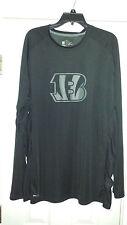 Cincinnati Bengals Nike NFL Onfield Apparel Dri-Fit Shirt Men's 3XL XXXL