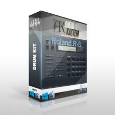 Roland R-8 Drum Kit Samples MPC Maschine Sounds DOWNLOAD Trap Hip Hop WAV