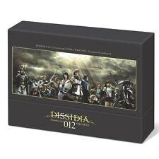 USED Dissidia 012 Origina - Final Fantasy Original Soundtrack CD