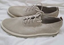 Mens Timberland Trainers/Shoes Excellent condition Cream Size 8.5 Quick Delivery