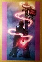 X-Men Ultimate Gambit Remy LeBeau World Tour Marvel Comics Poster by Adam Kubert