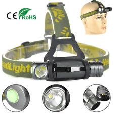 5000LM XPL V5 LED Mini Headlamp 3 Modes Hunting Camping Finshing Headlight Torch