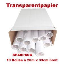 kariertes Rasterpapier GAP Papier Rolle 1,10 x 50m mit 5//100 mm KARIERT