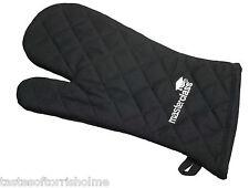 Masterclass Heavy Duty Thick Black Cotton Oven Glove