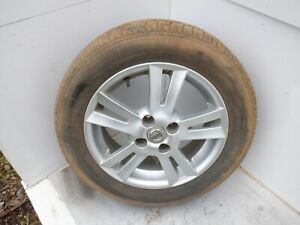 2012 NISSAN NOTE E11 ALLOY WHEEL AND FREE TYRE