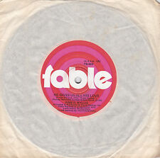 """Ross D Wylie - He Gives Us All His Love - 7"""" single"""