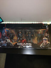 Gears of War 1 Cog action figure set neca