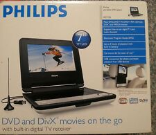 Philips PET735 Tragbarer DVD-Player 17,8 cm (7 Zoll)