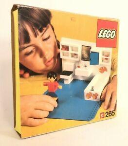 Lego Vintage Homemaker Bathroom 265 (1974) Pre-Owned