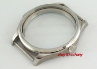 Parnis 44mm Steel Watch Case Fit Seagull ST36,ETA 6497/6498 Movement P197