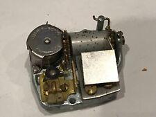 Replacement music box automaton movement
