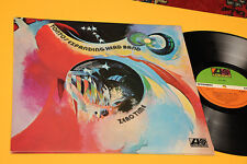 TONTO'S EXPANDING HEAD BAND LP ZERO TIME ORIG UK 1971 EX GATEFOLD COVER