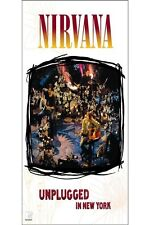 "NIRVANA ""UNPLUGGED IN NEW YORK"" DVD NEUWARE"