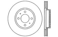 Centric Parts 121.61093 Front Disc Brake Rotor