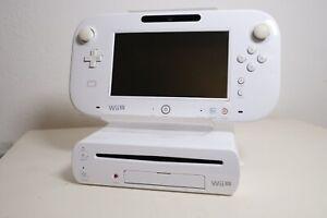 Nintendo Wii U - Spielkonsole - Weiß