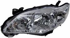 Headlight For Toyota Corolla 04/10-2013 New Left ZRE152R Sedan 11 12 13 Lamp