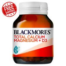 Blackmores Total Calcium Magnesium D3 Tab 60 Tablets