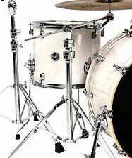 "Crush Drums Sublime Maple E3 18"" Floor Tom/White Multi Sparkle/# 611/New"