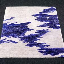 Designer Orient Teppich 60 x 58 cm Seidenteppich Seide Handgeknüpft Modern Rug