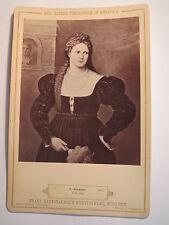 Paris Bordone - Violanta - 1883 / KAB