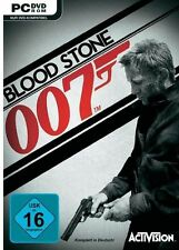 PC Computer Spiel  James Bond 007 Blood Stone kpl deutsch in DVD Hüllle