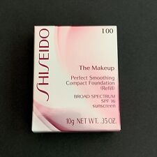 Shiseido Perfect Smoothing Compact Foundation Refill I00 SPF 16 The Makeup