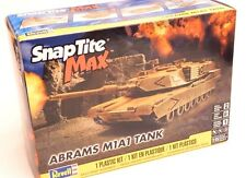 Revell Snaptite 1/35 Abrams M1A1 Tank 851230